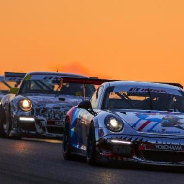 Circuit of The Americas Completes 2017 Schedule For Porsche GT3 Cup By Yokohama