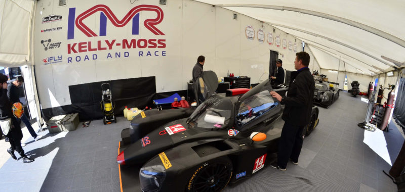 Kelly-Moss Road and Race Targets Fast Start at Sebring